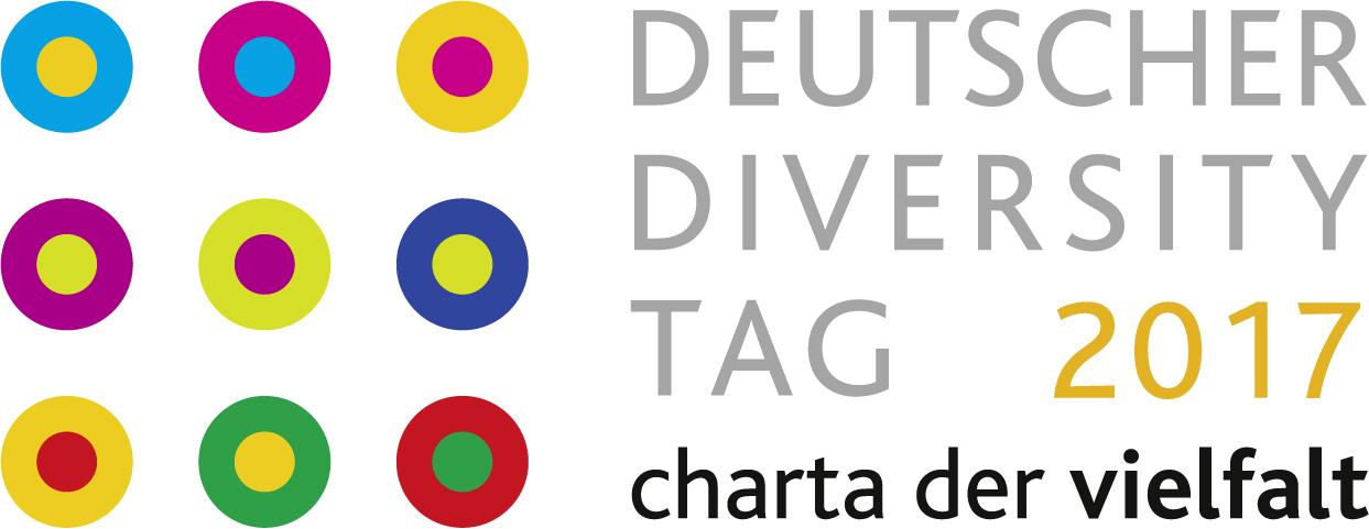 Offizielles Logo Diversity Tag