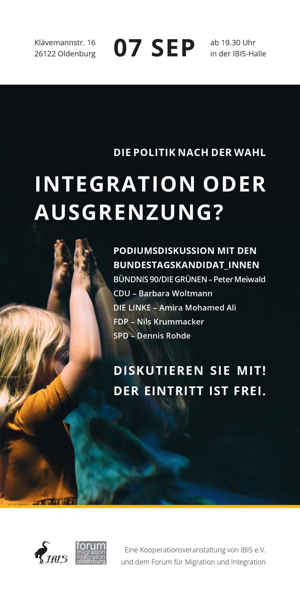 Integration Oder Ausgrenzung? Die Politik Nach Der Wahl