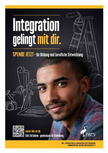 Plakat Beruf Homepage