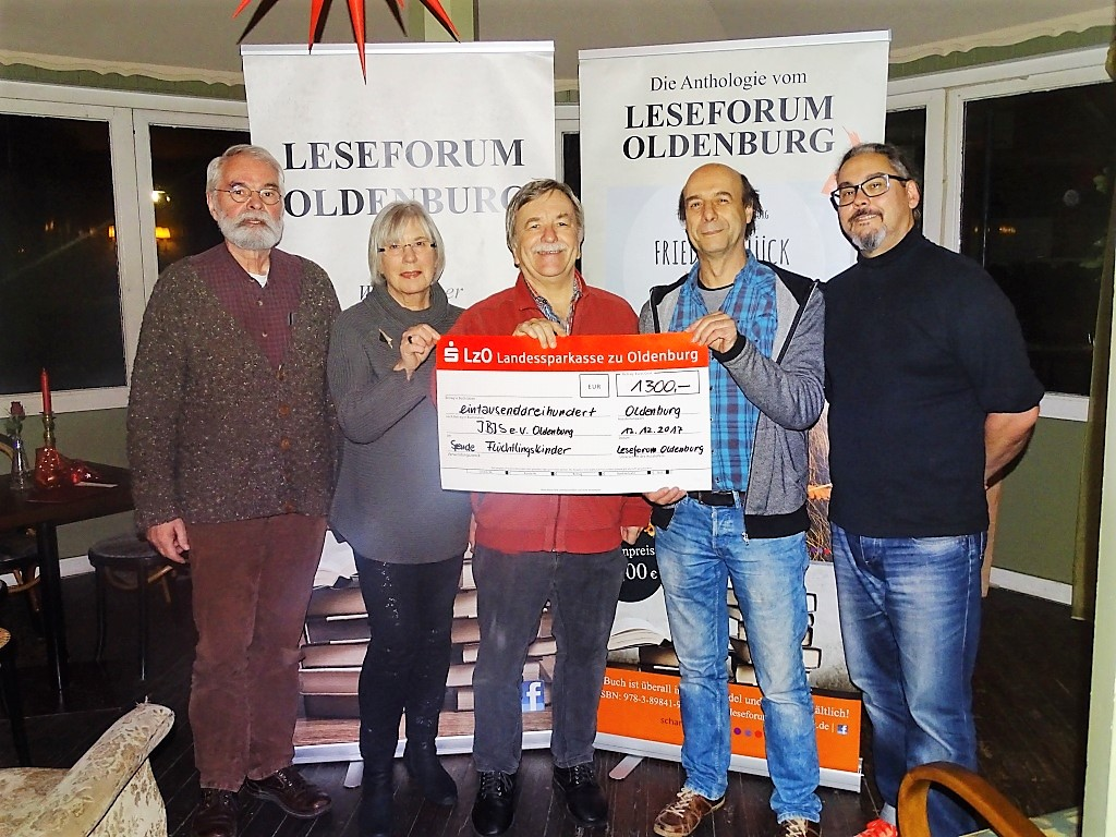 Leseforum Oldenburg Dez. 2017