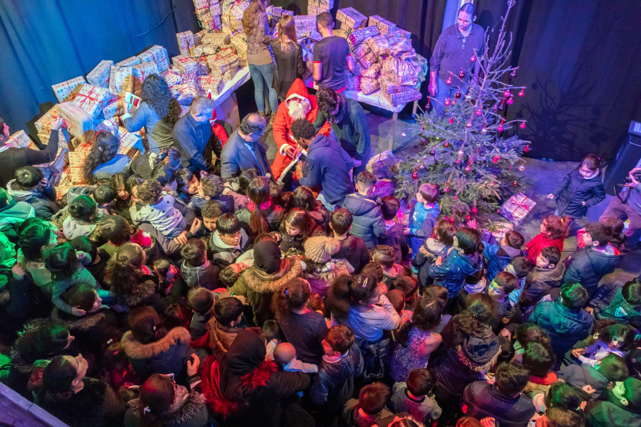 Geschenkaktion Für Geflüchtete Kinder