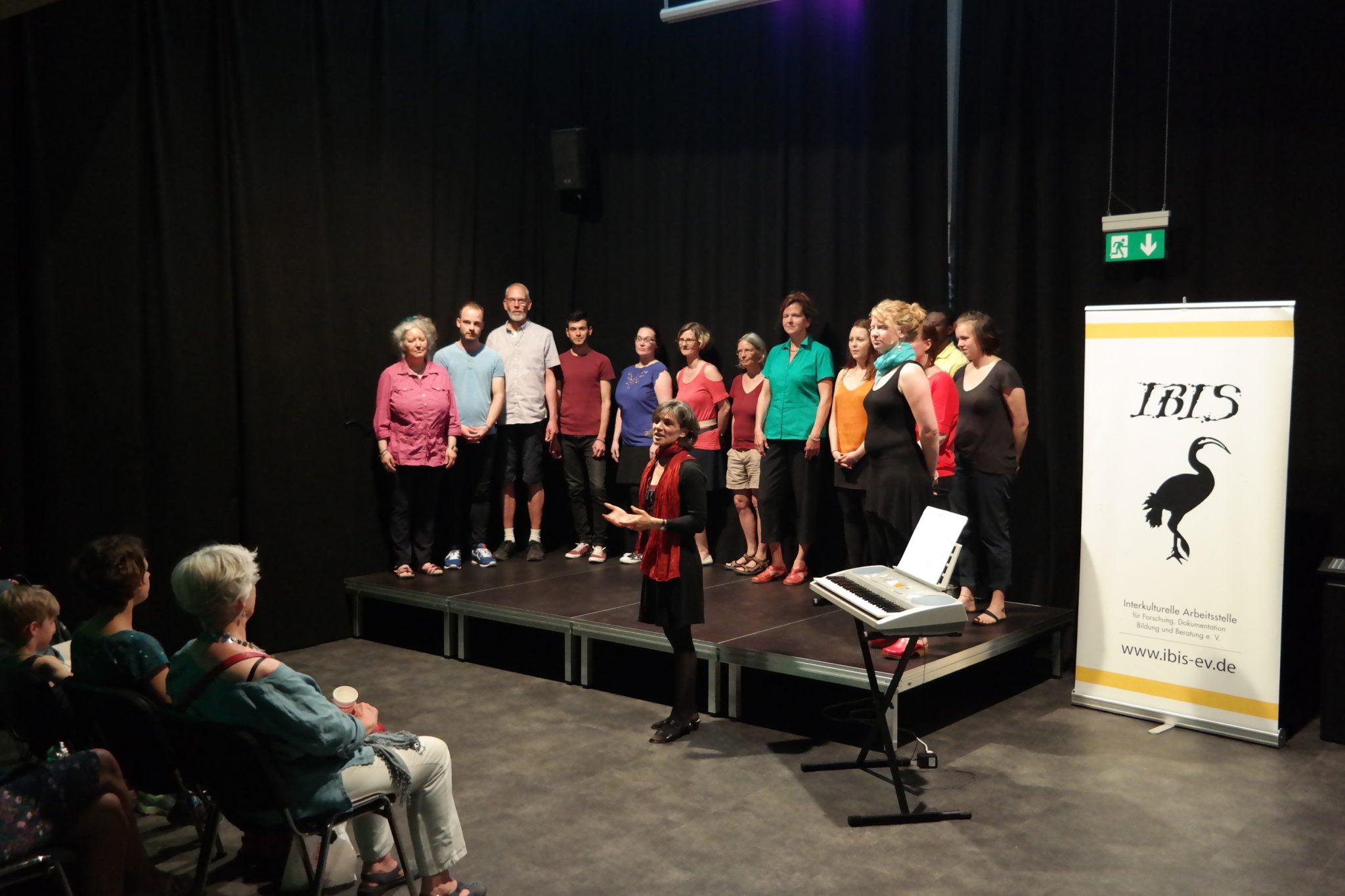 Chor Der Vielfalt – Erste Proben Nach Den Sommerferien