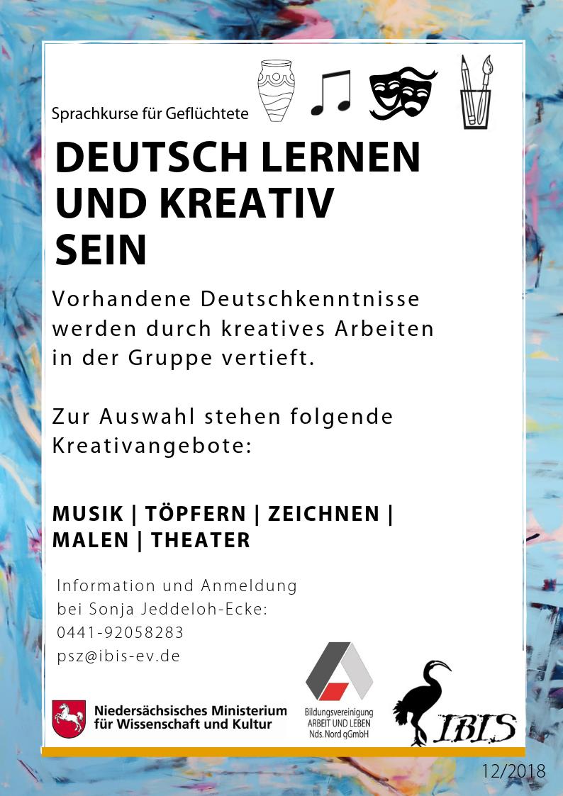Deutsch Lernen In Kreativer Praxis