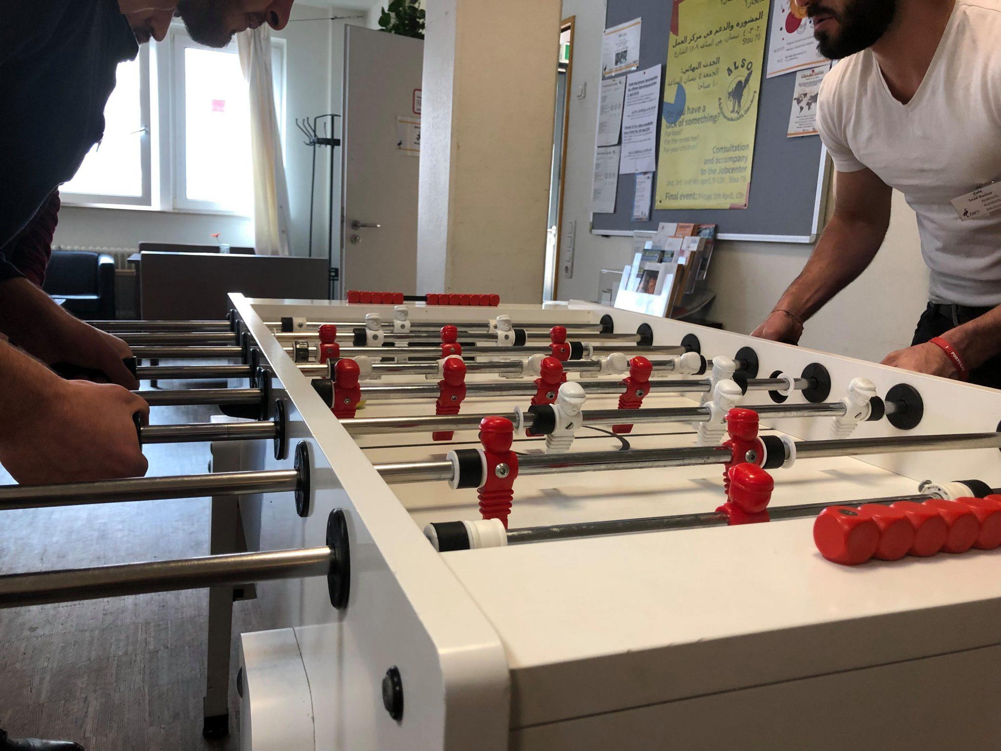 NEU: Offener Jugendraum Im Café IBIS