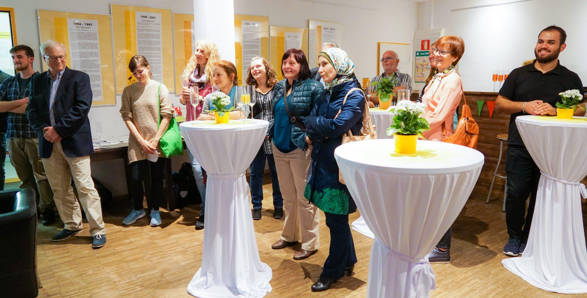 Mittwoch Ehrenamtsfest Ikw 2 Publikum