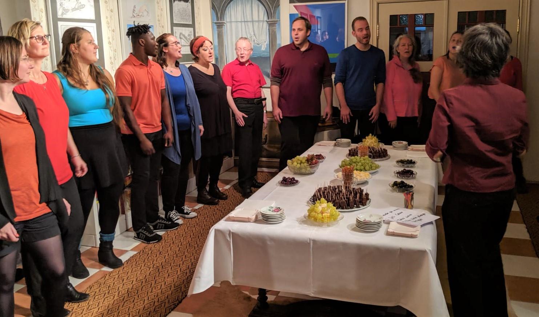 Chor Der Vielfalt Timmel 26 10 2019