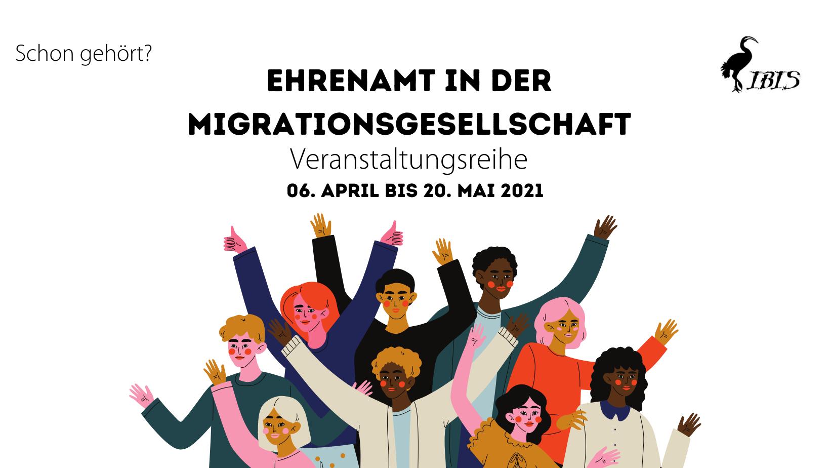 Kopie Von Ehrenamt In Der MIgrationsgesellschaft (Facebook)