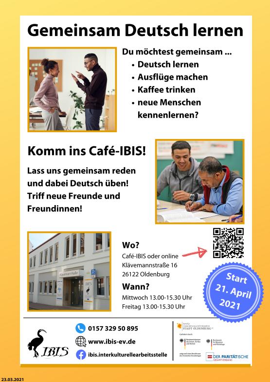 Gemeinsam Deutsch üben Mittwochs Und Freitags