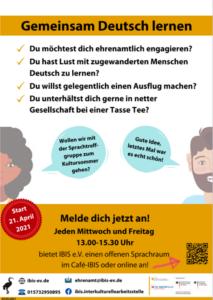 Sprachraum und Gesellschaft @ IBIS e.V.