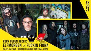 Rock gegen Rechts Oldenburg - live @ Einfach Kultur