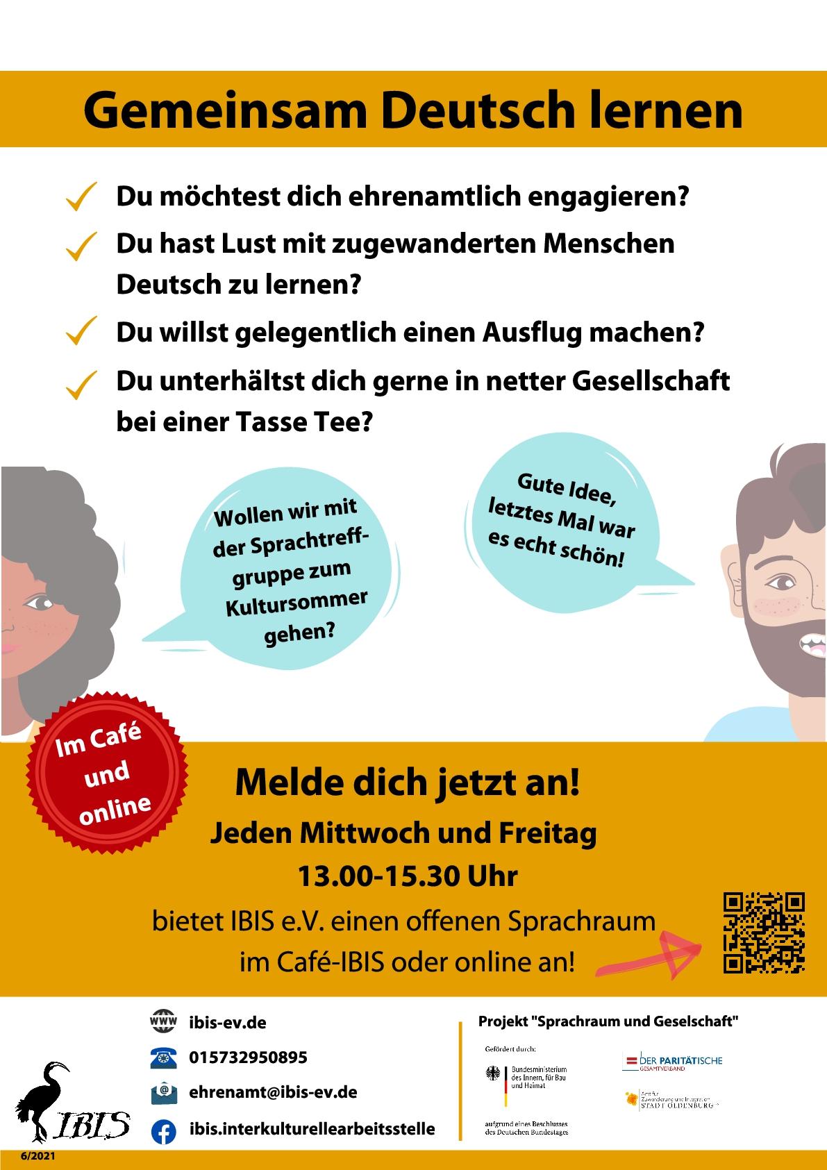 Ehrenamtliche Für Gemeinsames Deutsch Lernen Gesucht